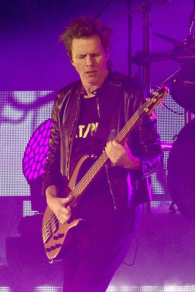 Picture of a band or musician: John Taylor