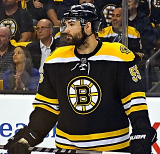 Johnny Boychuk Canadian ice hockey player
