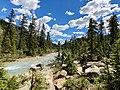 Johnston Canyon in Banff National Park.jpg