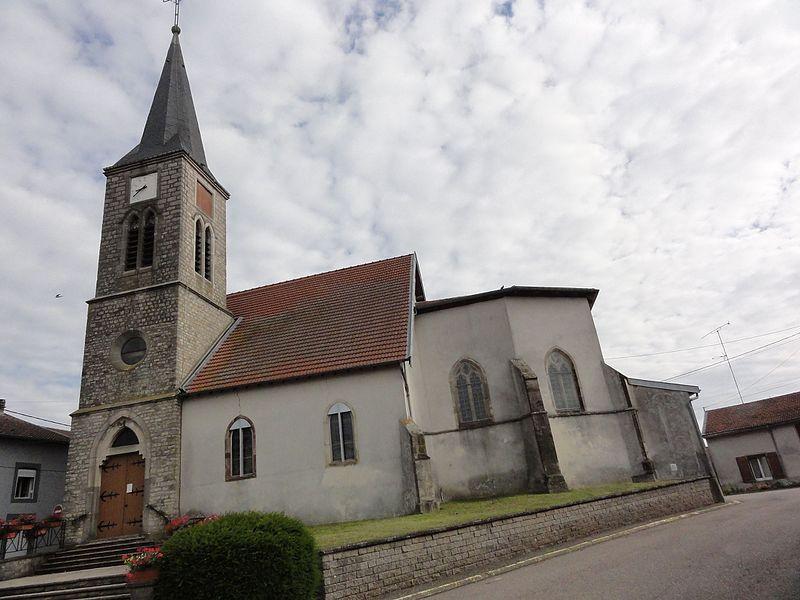 Jolivet (M-et-M) église