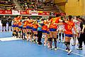 Jornada de las Estrellas de Balonmano 2013 - Selección femenina de España - 06.jpg