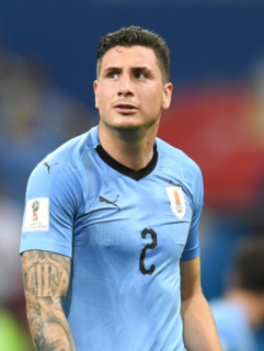 José Giménez Uruguayan footballer