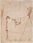 José de Ribera - Acróbatas en la cuerda. - Google Art Project.jpg