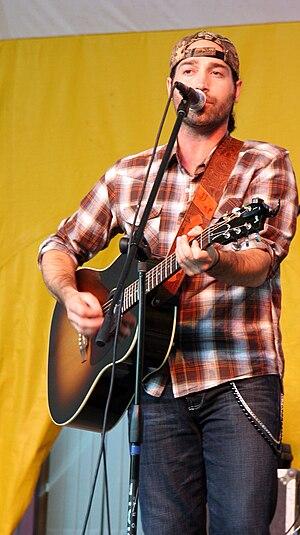 Josh Thompson (singer) - Image: Josh Thompson