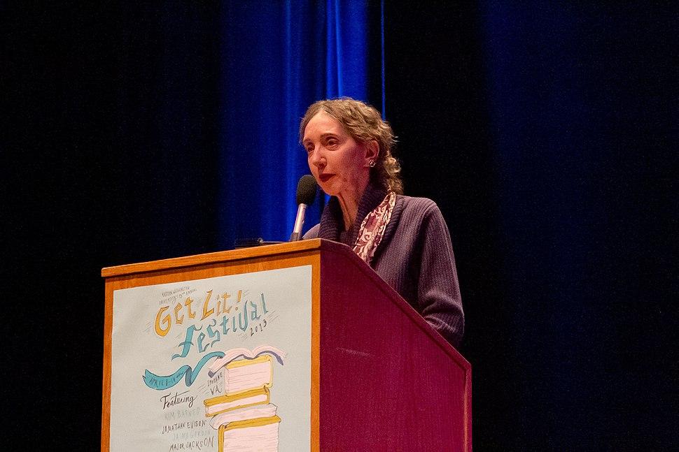 Joyce Carol Oates 2013
