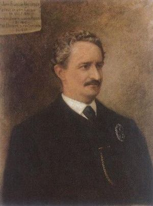 Juan Agustín Uricoechea Navarro