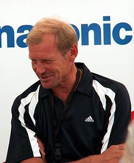 Juha Kankkunen Finnish racecar driver