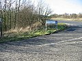 Junction of Wickham Bushes Road with Lydden Hill - geograph.org.uk - 363681.jpg