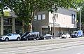 Köln, Hahnenstraße British Council - Die Brücke. Hahnenstraße u. Andreaskloster.jpg