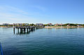 Kühlungsborn, Blick auf die Seebrücke von der Seeseite (1).JPG