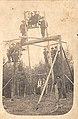 Külakiik Sadrametsas 1910, VKF254 2F-n 1.jpg