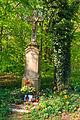 Křížek u lázeňského parku lázně Bohdaneč.jpg