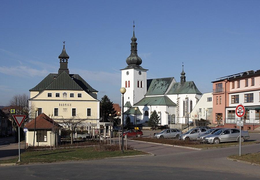 Křižanov (Žďár nad Sázavou District)