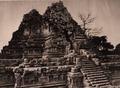 KITLV 155154 - Kassian Céphas - North side of the Shiva temple of Prambanan near Yogyakarta - 1889-1890.tif