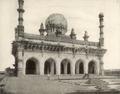 KITLV 377949 - Clifton and Co. - Ibrahim Roza Mausoleum in Bijapur in northern India - Around 1890.tif