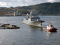 KNM Otto Sverdrup in Trondheim 03.jpg