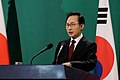 KOCIS Joint press release of the third trilateral summit meeting (4654042433).jpg