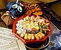 KOCIS tteok, Korean rice cake (4553316053).jpg