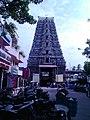 Kaaraneeswarar Temple, Saidapet, Chennai, Tamilnadu, India - panoramio.jpg