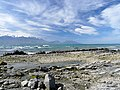 Kaikoura. Looking North along the coast. - panoramio.jpg