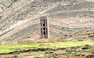 Beni Hammad Fort - Image: Kalaa des Beni Hammad.1