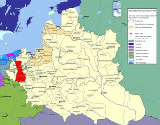 Kalisz Voivodeship - Kalisz Voivodeship of the Polish-Lithuanian Commonwealth.