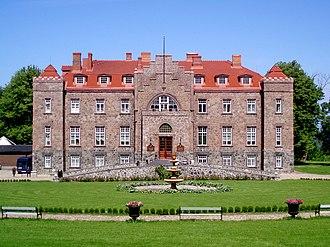 Aseri Parish - Kalvi manor