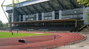 Stadion Rote Erde - Stadion Rote Erde.