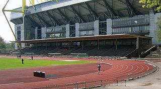 Stadion Rote Erde football stadium