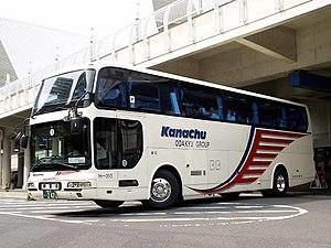 Odakyu Group - Kanachu Odakyu Bus
