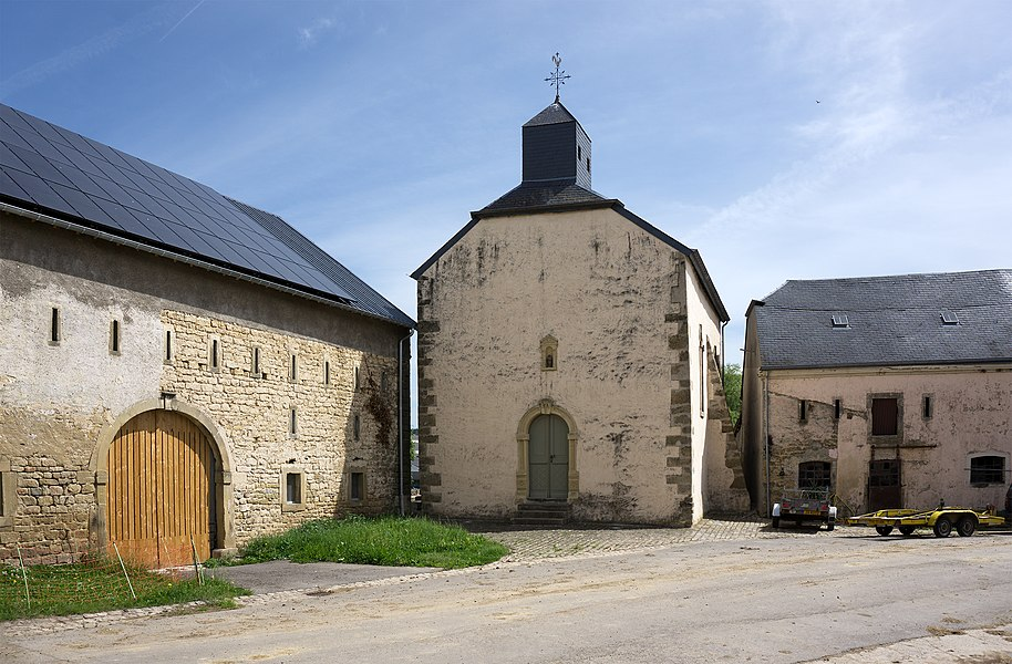 Chapel in Weyer, Luxembourg
