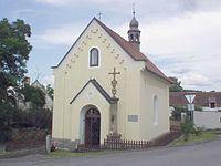 Kaple v Doubravici, okres Strakonice.jpg