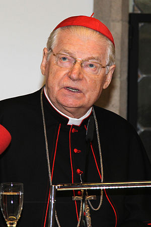 Angelo Scola - Cardinal Scola in 2014.