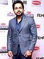 Karthi at 62nd Filmfare awards south.jpg
