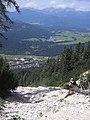 Karwendel- Schuttreisse unterhalb der Viererspitze - geo.hlipp.de - 15860.jpg