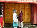 Kashgar old town Uyghur women.jpg