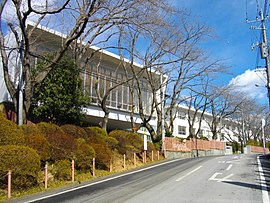 Kashiwa Junior & Senior High School Attached to Nishogakusha University.JPG