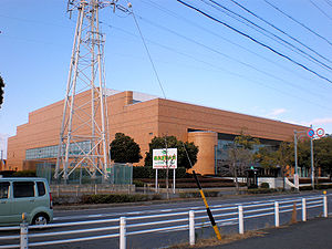 Kasugai municipal general gymnasium.JPG