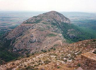 Montgrí Massif - The Puig Rodó in the Montgrí Massif.