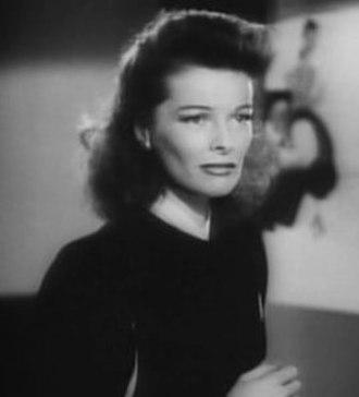 Keeper of the Flame (film) - Katharine Hepburn in 1943, the year Keeper of the Flame premiered.