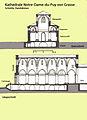 Kathedrale Notre-Dame-du-Puy von Grasse.Schnitte.1.JPG