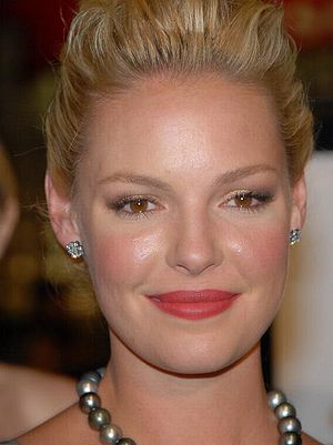 Actress Katherine Heigl at the premiere of &qu...