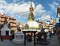 Kathesimbhu Stupa - Kathmandu, Nepal - panoramio.jpg