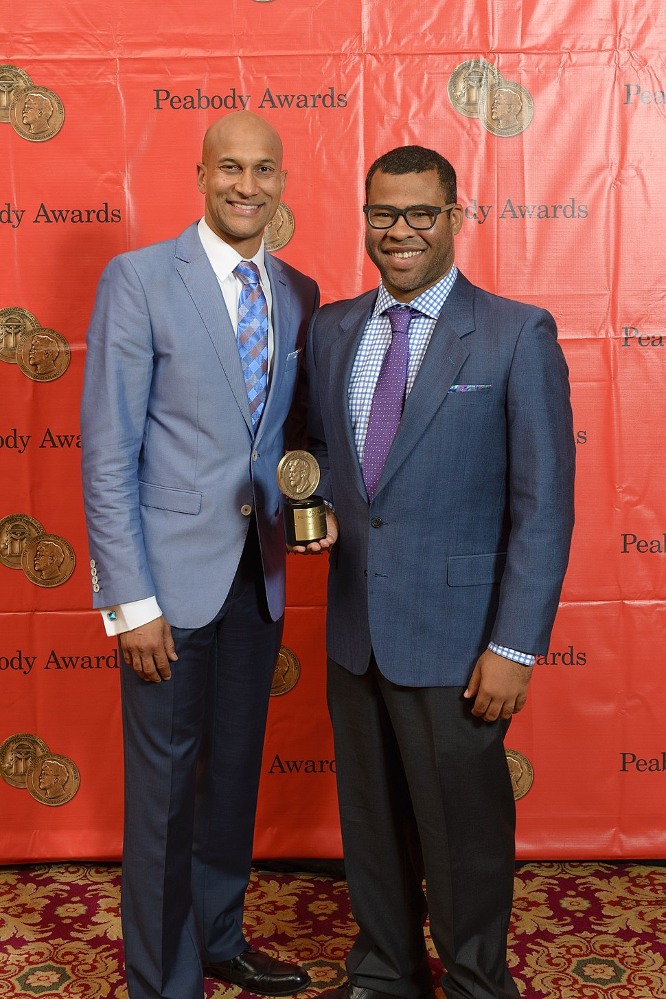 Keegan-Michael Key and Jordan Peele 2014