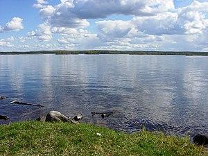 Kemijoki - Image: Kemijoki river by Muurola