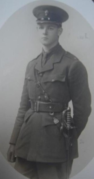 Lionel de Jersey Harvard - Image: Kenneth O'Gorman Harvard In Uniform