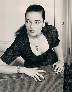 Kerima (actress) Algerian actress