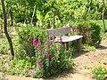 Kerti pad - Garden seat - panoramio.jpg