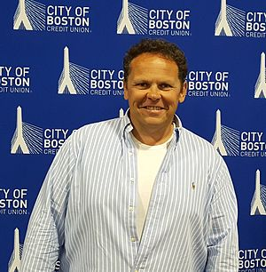 Kevin Chapman - Kevin Chapman at the Boston's Run to Remember Expo in May 2016