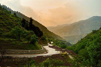 Kiwai - Kiwai, Kaghan Valley